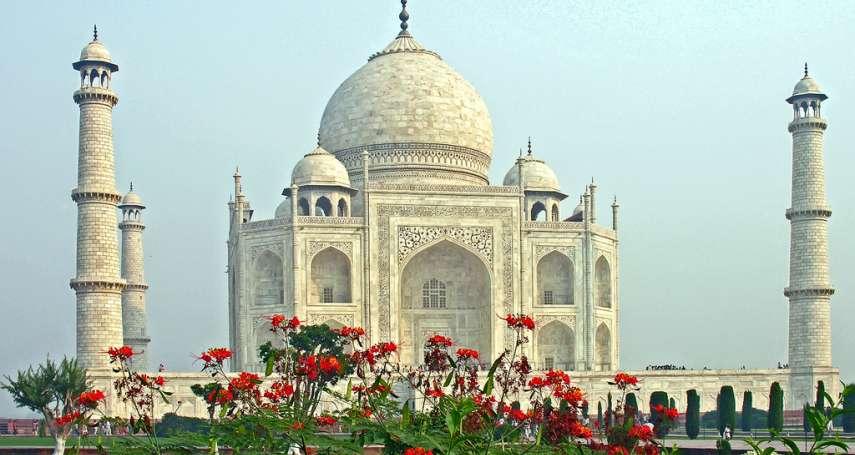 名列「世界新七大奇蹟」、號稱「人類愛情紀念碑」泰姬瑪哈陵遭印度政府旅遊指南除名