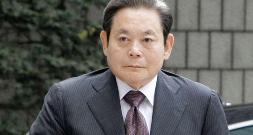 兒子剛出獄,昏迷老爸就被查》三星會長李健熙擁1500個非法帳戶,涉嫌逃稅82億