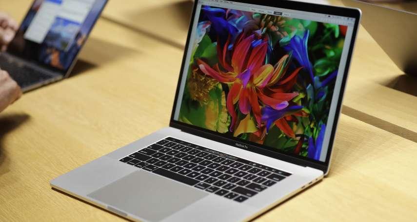 手機電池後,MacBook也出問題?蘋果承認「這些筆電」有瑕疵,將提供免費換電池…