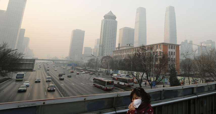 為何本來已經改善的北京空氣品質,近日又開始變糟?外媒道出中國空汙最關鍵秘密