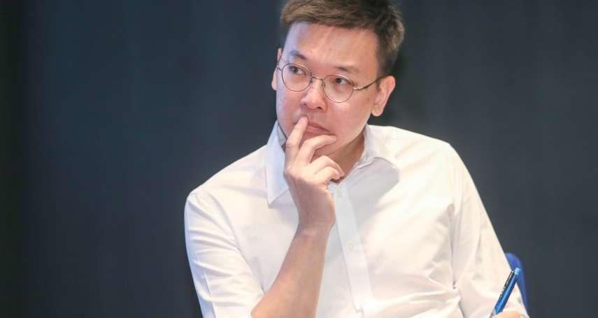 太陽花學運涉嫌煽惑犯罪 林飛帆呼籲「別複製香港經驗」