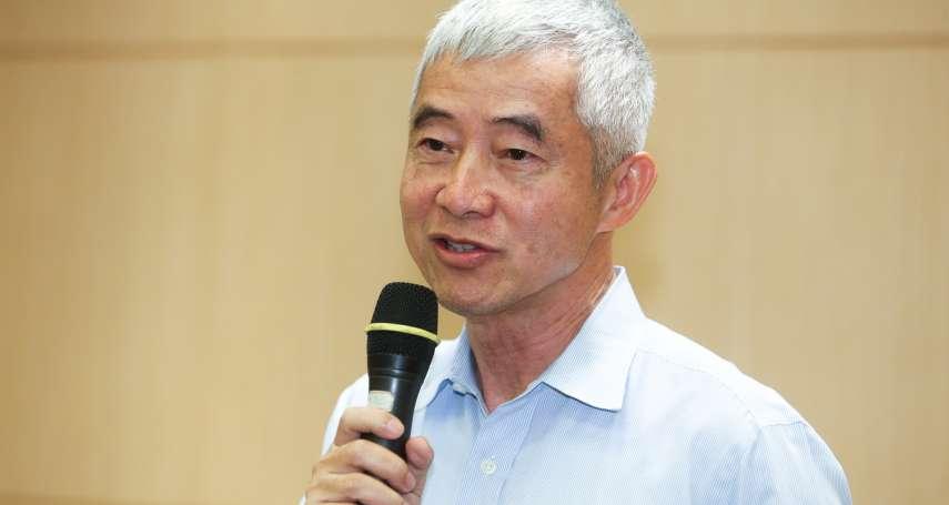 風評:開放黨政軍投資媒體─賀陳旦說的是哪個黨?