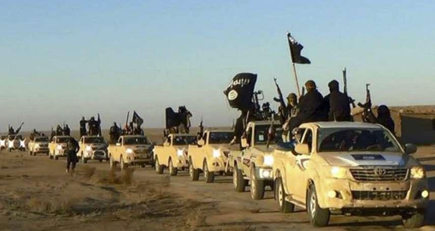 伊斯蘭國即將「滅國」?「首都」拉卡8成區域已被敘利亞反抗軍解放