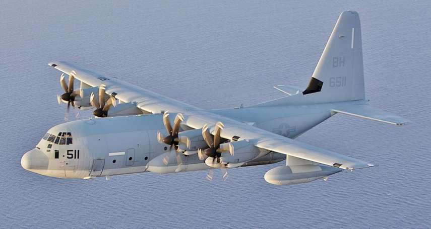 一台就有嚇阻力!美專家籲售台空中加油機 軍方列入中遠程目標
