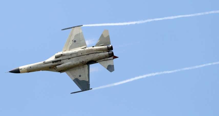 反制中國擅自啟用M503航路!空軍擬派IDF全年駐防澎湖