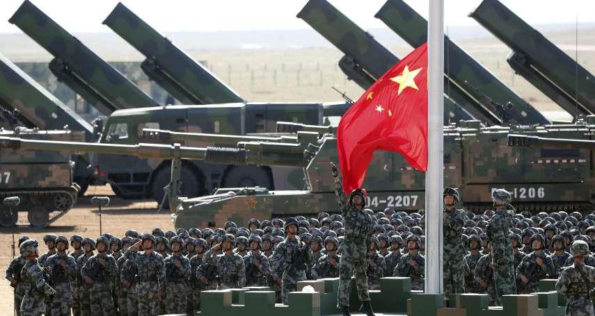 「中國搶在台灣宣佈獨立前突襲!」美國智庫羅列18種國際突發狀況