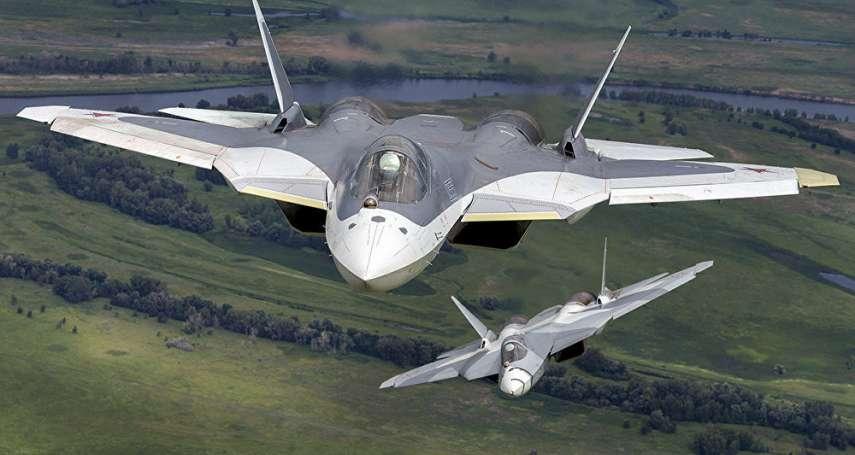 F-22最強敵手?Su-57買家嫌貨差,印度撂話:匿蹤未達F-35水準