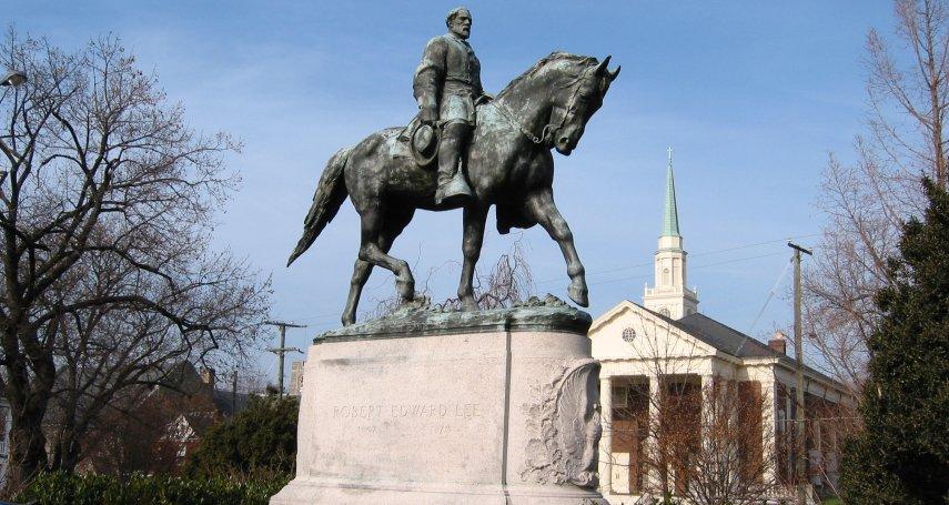 李將軍銅像存廢釀成種族流血衝突 玄孫接受CNN專訪:我同意拆除
