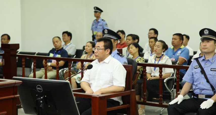 維權律師江天勇「被認罪」?中國官媒回嗆:你見他身上有傷了嗎?