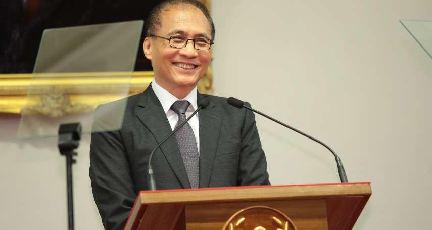 前行政院長林全 將任台灣東洋董座