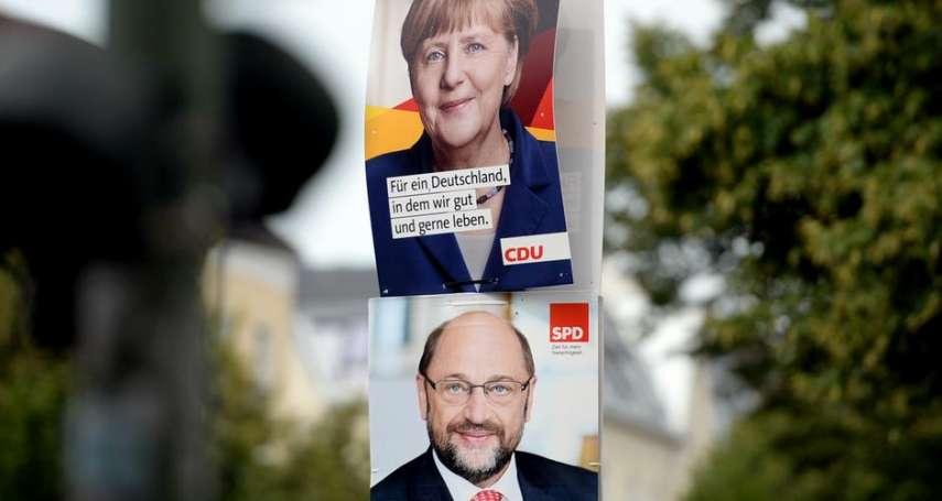 一次非正式的德國模擬投票:自民黨擊敗梅克爾的基民盟!