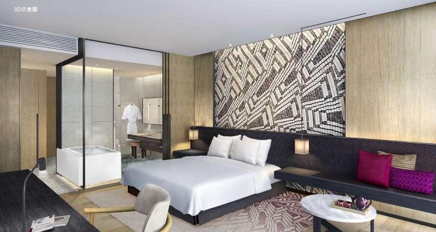 台南五星酒店慶開幕 打優惠住房方案吸客