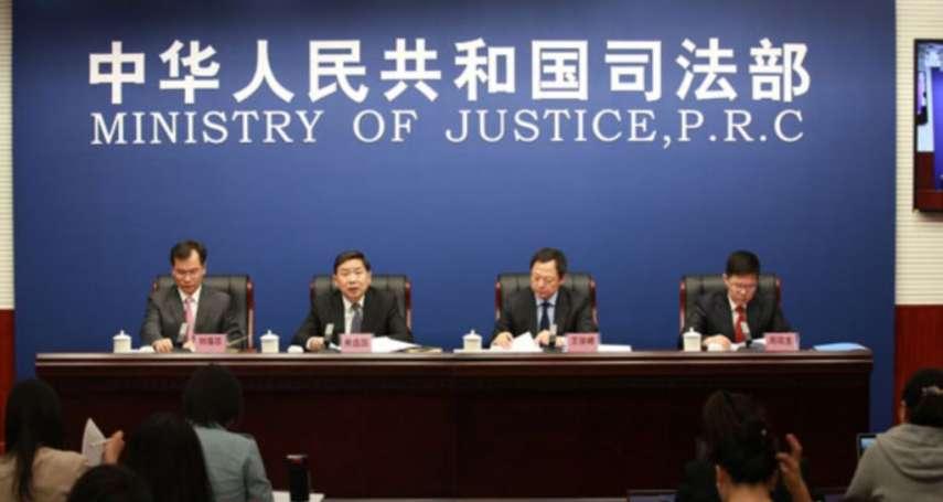 十九大將近,維穩再升級!中國當局徹查曾代理政治敏感案件的律師事務所