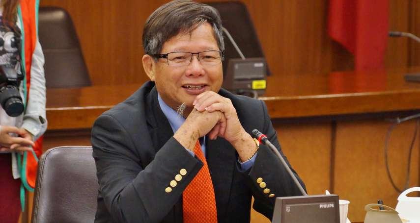 慶富案國防部若解約 陳慶男:外面借錢的人不會放過他,生命可以說結束了