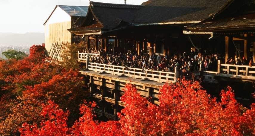 京都最適合賞楓的地方,只有清水寺嗎?內行人不藏私分享5處秘境,悠靜又更漂亮!
