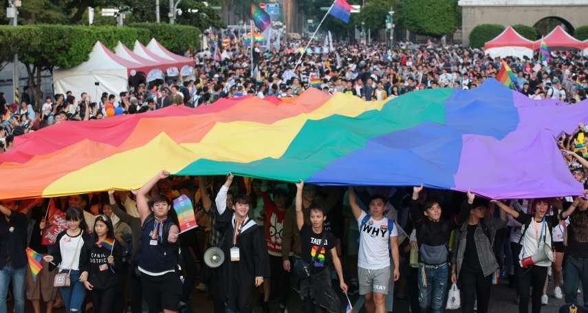 反同婚公投成案 苗博雅提反制公投對抗「反智公投」