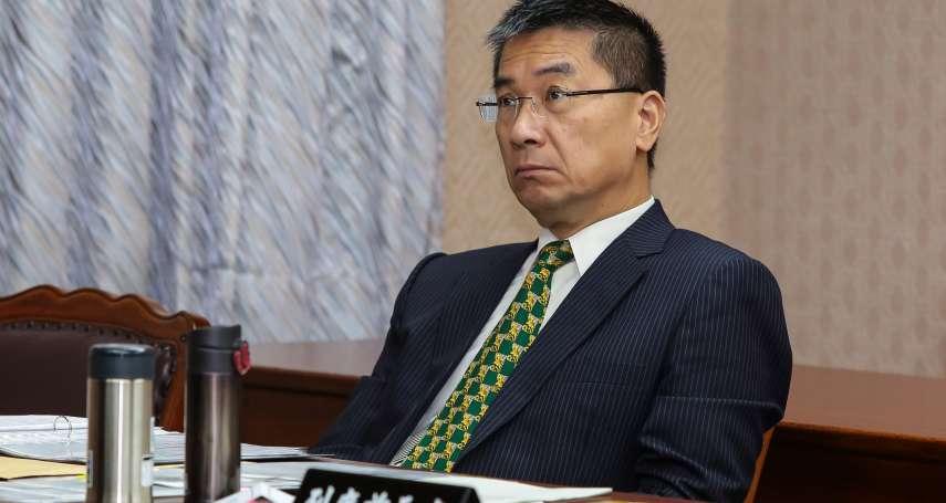 「別怪罪台中火力發電廠」徐國勇:中國對台灣有1/3的空汚貢獻,應共同處理