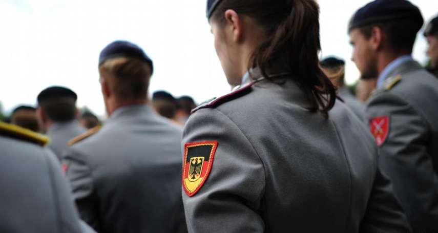 德國軍隊性犯罪越來越多,這是怎麼回事?