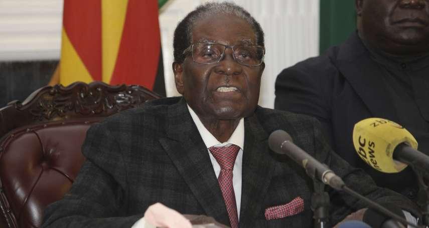 不下台,就彈劾!辛巴威退伍老兵擬發起法律行動 逼「萬年總統」穆加比辭職