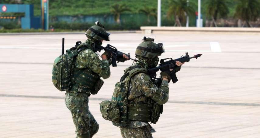立委指女軍官升遷居弱勢 國防部允分階段培植女性人力
