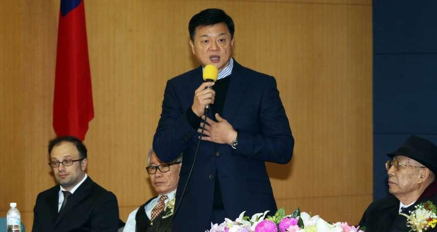 藍新北市長初選民調委託中央黨部 周錫瑋:全民調與提名辦法抵觸