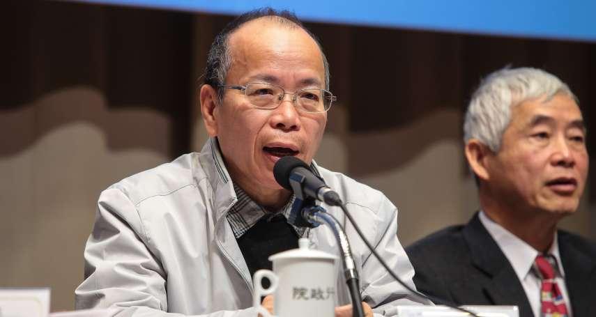 批「反核力量衝過頭」 張景森:提前除役不是民進黨立場,如期除役才是