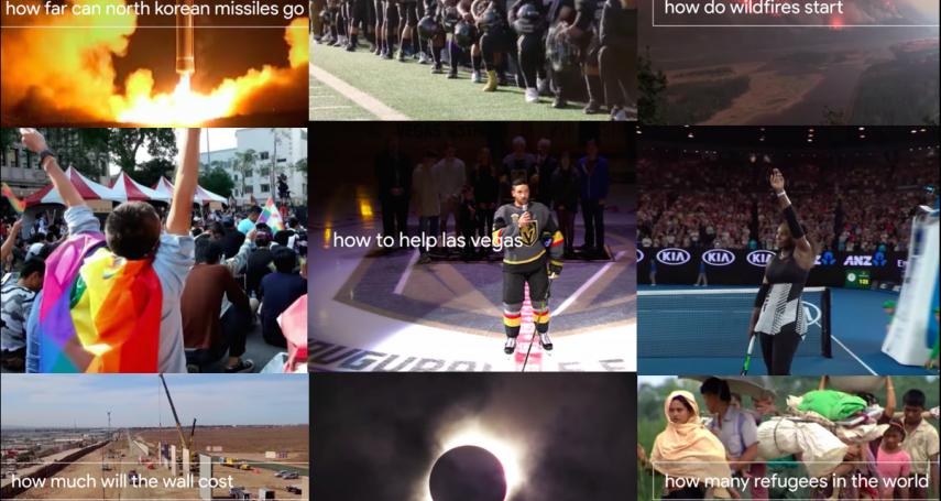 Google 2017回顧影片,短短2分鐘讓千萬網友熱淚盈眶!更驚喜台灣「這件事」也入鏡了