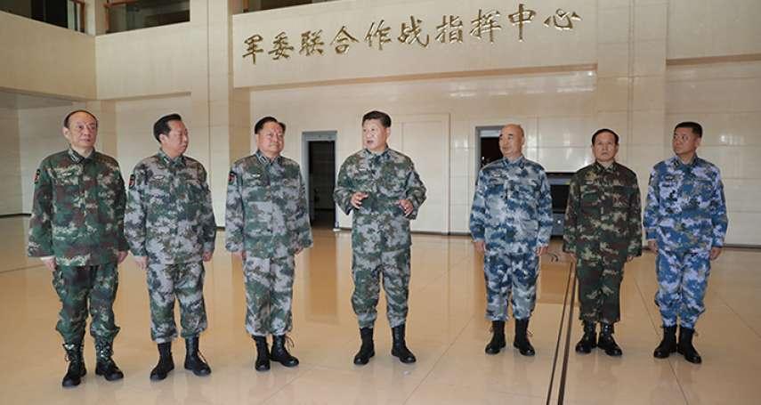 當中國遭到核彈攻擊,習近平要往哪躲?港媒:北京地底兩公里深的最後堡壘