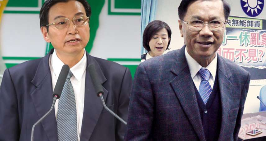 民進黨「團結程度前所未有」 南投縣長之爭升級「兩個主席的對決」