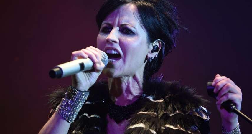 她的樂團「捕捉了你年少時代所有的憂愁」...愛爾蘭總理哀悼「小紅莓」主唱辭世