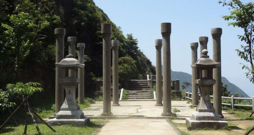 隱藏在台灣山中的日本秘境!全台「鳥居」景點整理,日據時代的神社遺跡在這裡