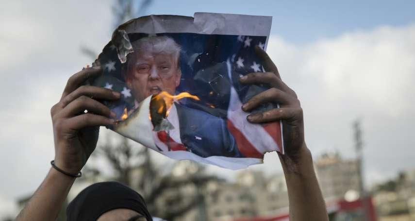 川普執政周年》「美國優先」不得人心、政策言行胡搞瞎搞 美國全球形象跌落萬丈深淵