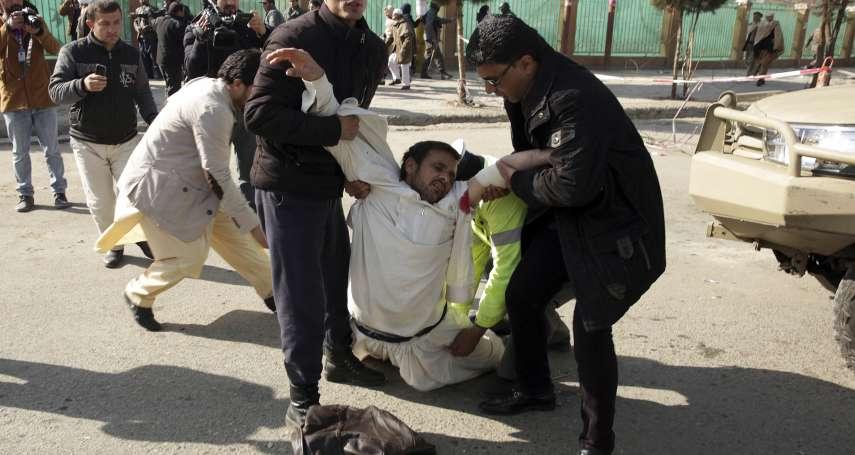 救護車載的不是病患,而是滿滿的炸彈!「全世界最危險的首都」恐攻驚爆,至少63死151傷