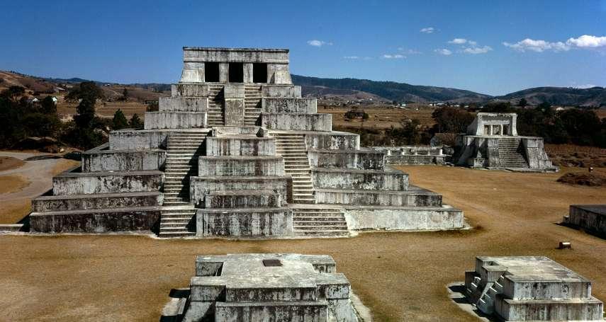 馬雅文明考古大發現》雷射透視眼「光達」找出深藏叢林的超級都市群