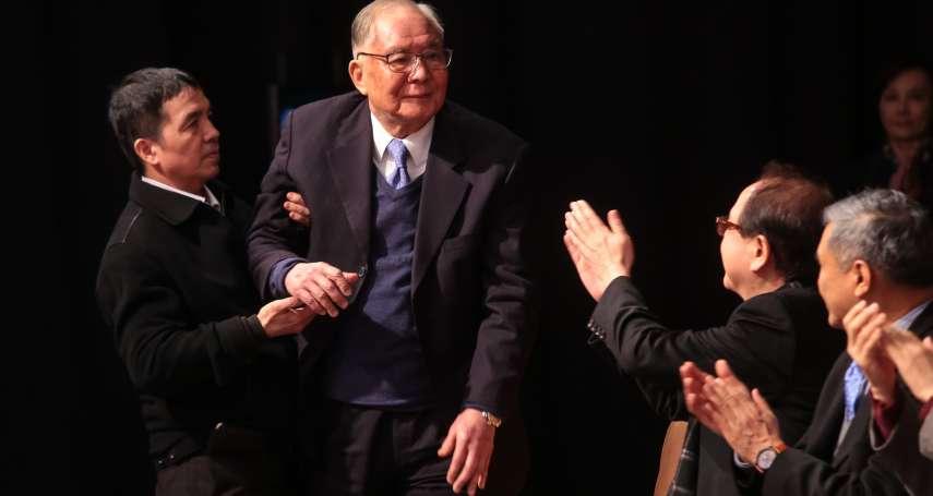 驚心動魄的13個月─張孝威與劉泰英的對抗