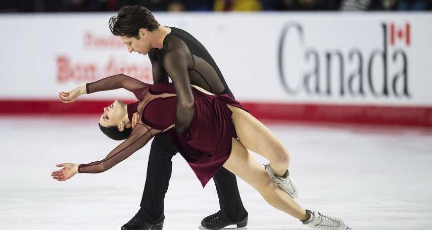 平昌冬奧》最美麗的競技──奧運冰舞金牌爭奪戰,你的訓練夥伴是你最大的敵人