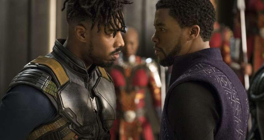 「黑」就是力與美!《黑豹》獵殺北美票房 首映3天吸金57億元