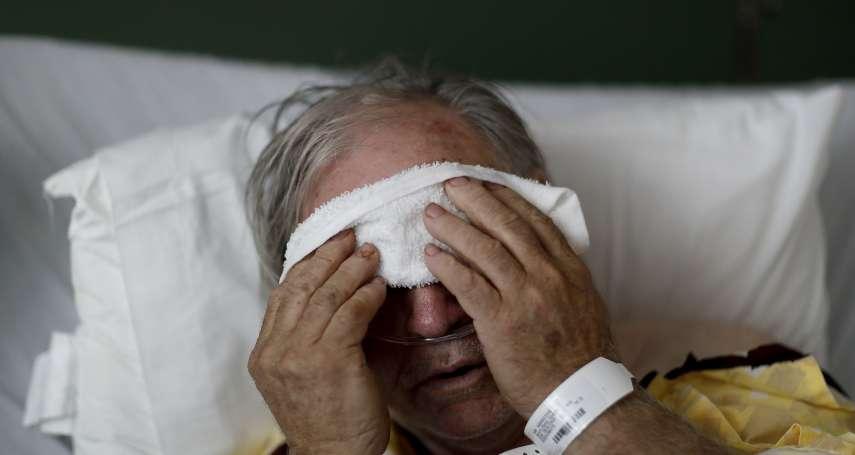 美國流感肆虐》一周逾4000人死亡 恐破2009年豬流感紀錄