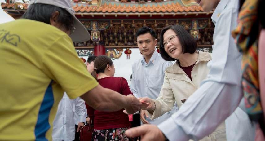 南北要平衡、從哪裡開始很重要 台灣政治人物的新年紅包學問大