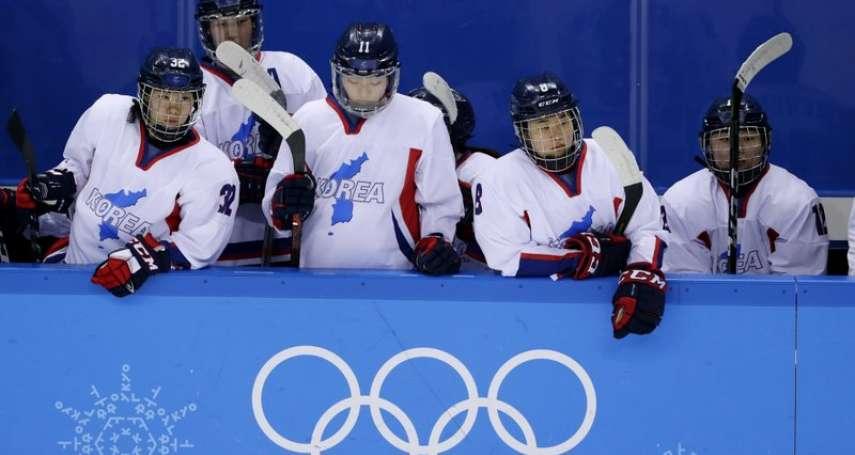 平昌冬奧.史無前例》「捨不得說再見!」兩韓女子冰球聯隊5戰全敗 仍獲觀眾熱烈支持