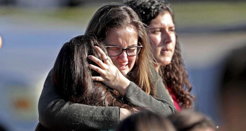 老師帶槍就能迅速制止校園槍擊案?痛失孩子的母親告訴川普:討論預防方法吧!