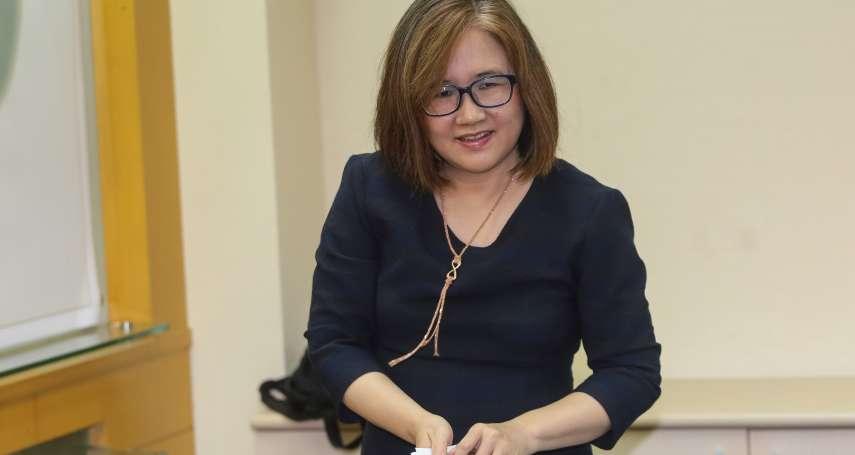 「兩岸最遙遠距離,是民主與人權」花亦芬談二二八:大屠殺紀念活動,有助台灣進聯合國