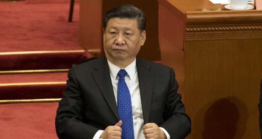「中共黨章沒有連任不得超過兩屆的規定」人大發言人間接承認習近平將延任國家主席
