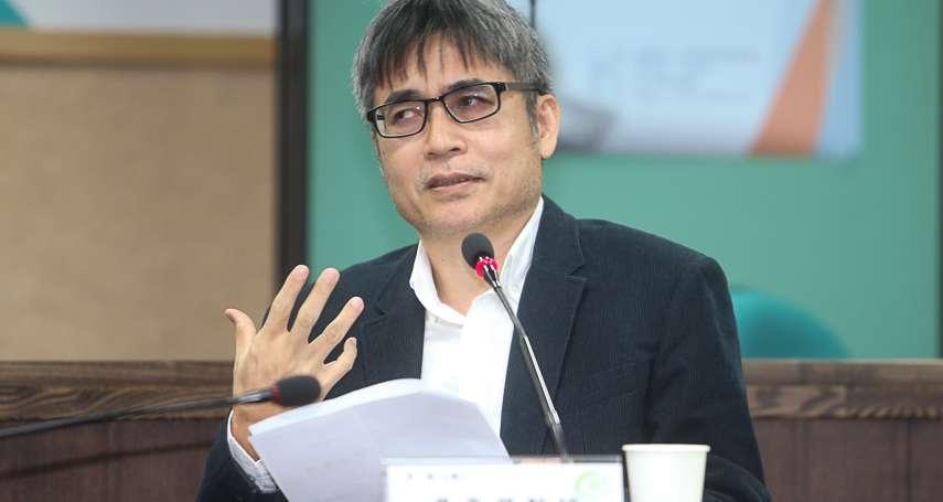 「台灣影視產業已有很大部分被中國吸納」吳介民:政府必須對中國惠台政策用心因應