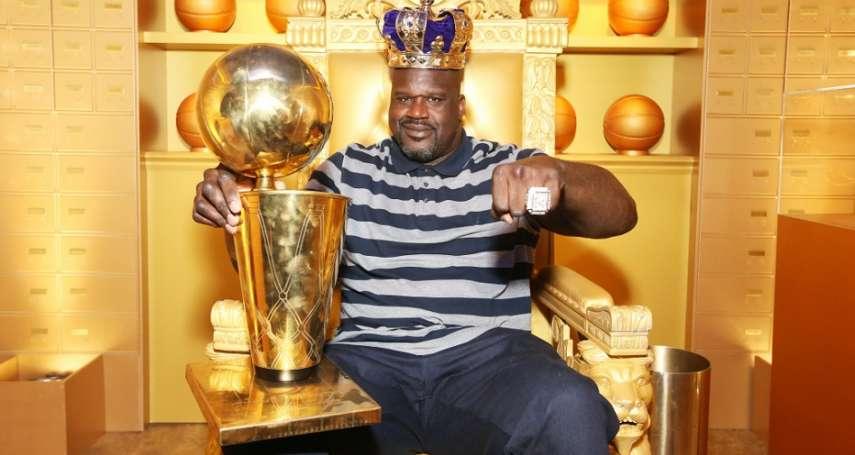 NBA》詹皇轉隊至湖人 歐尼爾:詹姆斯只是想與柯瑞拚冠軍戒指數