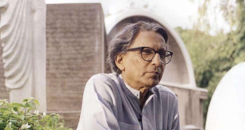 「建築界的諾貝爾獎」普立茲克獎出現首位印度得主──社會住宅大師多西:建築是一首萬事萬物的交響曲