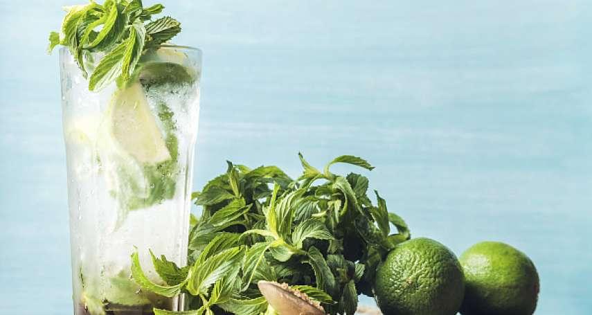 來杯青翠的春天滋味吧!這3款經典雞尾酒超容易上手,隨手調一杯,小酌也品味爆表!