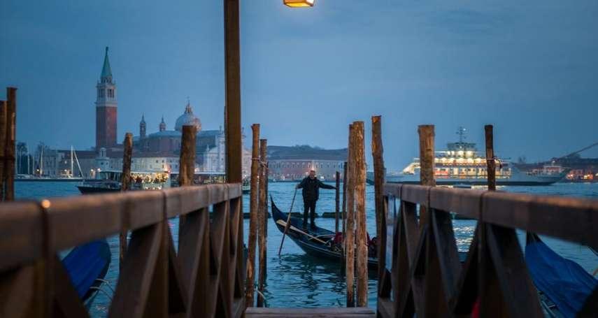 遠離遊客喧囂時刻—你為什麼該冬天造訪水都威尼斯?