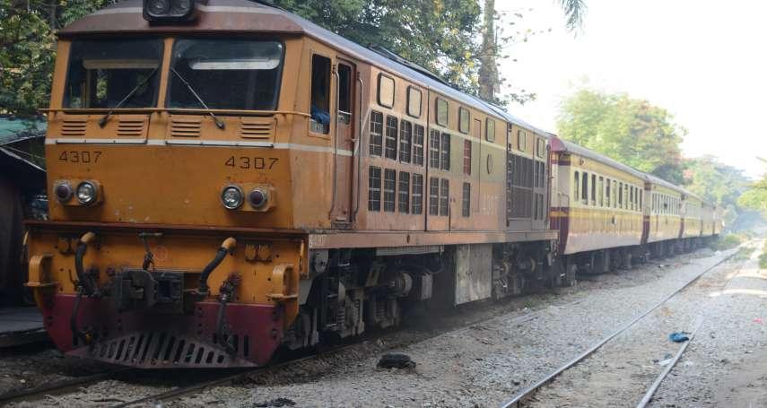 積極推動鐵路建設,用靈活外交手段防止中國壟斷…泰國野心勃勃的高鐵夢