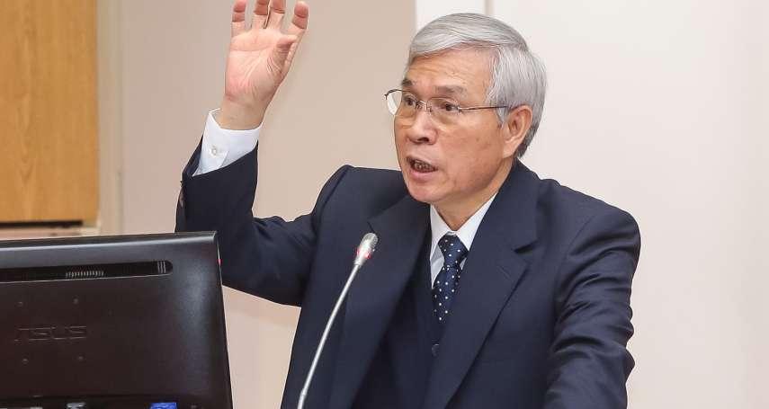 美中貿易戰影響全球 央行:台灣擁「5大利基」,衝擊有限